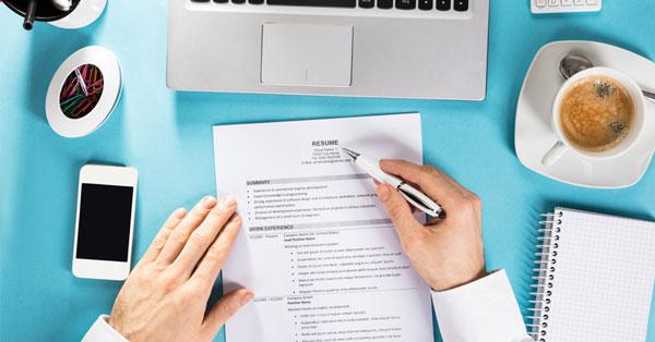 Mẫu CV đẹp word dùng để làm gì?